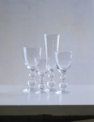 Holmegaard CHARLOTTE AMALIE Kieliszek do Czerwonego Wina 230 ml