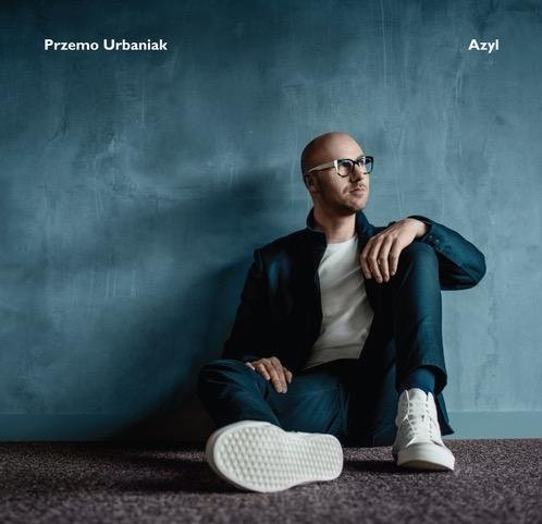 Przemo Urbaniak AZYL Płyta CD z Muzyką Autorską