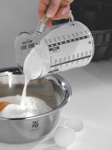 WMF Gourmet - Dzbanek Miarka 1,0 l Szklany
