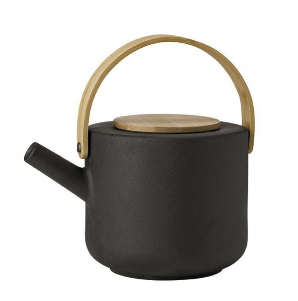 Stelton THEO Dzbanek do Herbaty 1.25 l Czarny