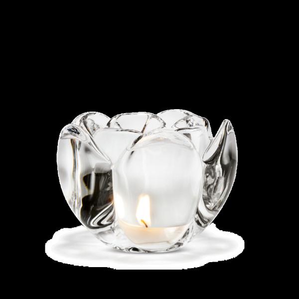Holmegaard LOTUS Świecznik Tealight 6,5 cm