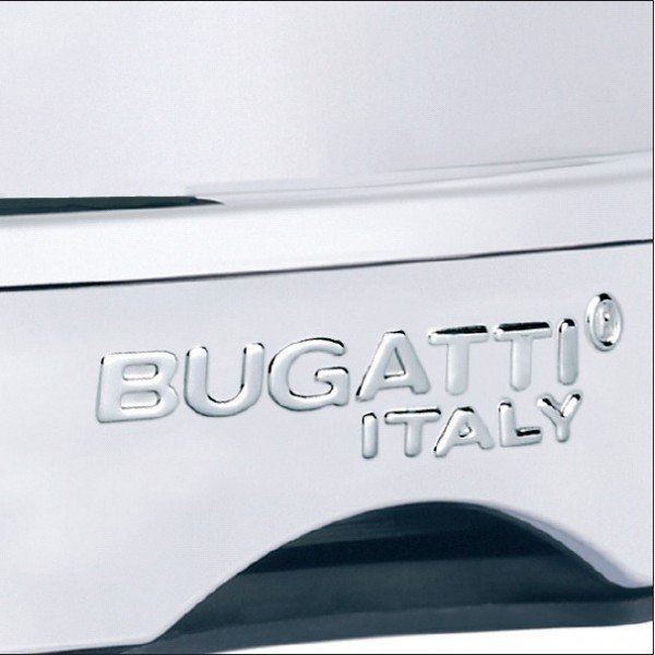 Casa Bugatti - Luksusowy Toster VOLO Czarny