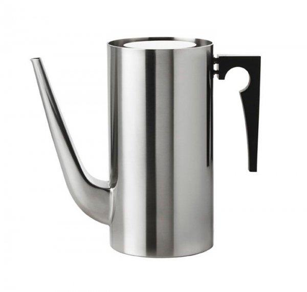 Stelton CYLINDA by Arne Jacobsen - Stalowy Dzbanek do Kawy