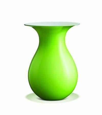 Holmegaard Shape - Wazon 21 cm Zielony