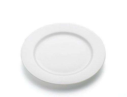 White Basics - Talerz Płaski 23 cm