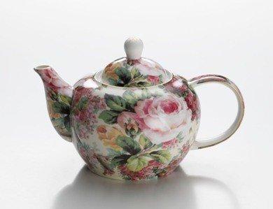 Royal Old England Imbryk Dzbanek do Herbaty 750 ml Dzika Róża
