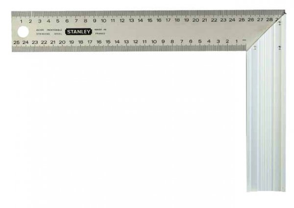 Kątownik stolarski 250 x 140 mm STANLEY 45-685