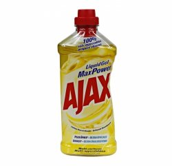 Ajax Gel MaxPower Fleurs de Citronnier 750 ml