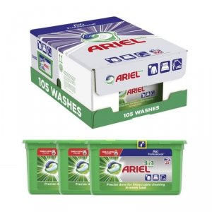 Ariel 3in1 Universal kapsułki do prania BOX 105 szt.
