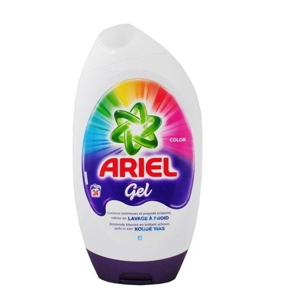 Ariel Excel Gel Colour żel 888 ml 24 prania
