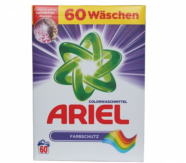 Ariel Color proszek do prania 3,9 kg 60 prań