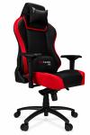 Pro-Gamer Gorgon 2.0 czerwono-czarny