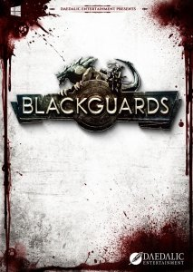 Gra PC Blackguards PL, Folia BOX 24h