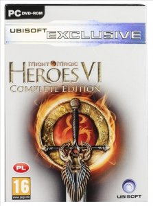 Gra PC Might & Magic Heroes VI Complete FOLIA BOX