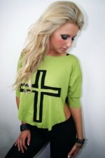 S Krzyż zielona