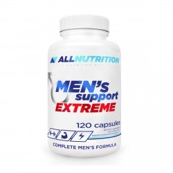 All Nutrition Mens Support extreme 120 caps