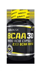 BioTech USA BCAA 3D 180 caps