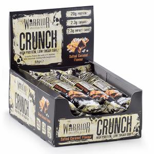 Warrior Crunch Bar 64g