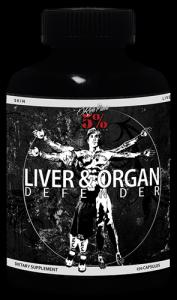 5% Nutrition Liver & Organ Defender 270 caps