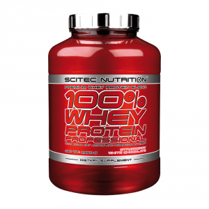 100% Scitec Whey Protein Professional 2350g