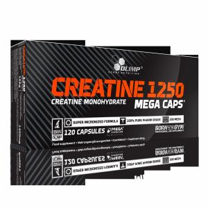 Olimp Creatine 1250 Mega Caps 120 capsules