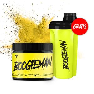 .Trec Boogieman New Tropic 300g + Shaker Gratis!