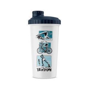 Trec Shaker 0.7L White Triathlon