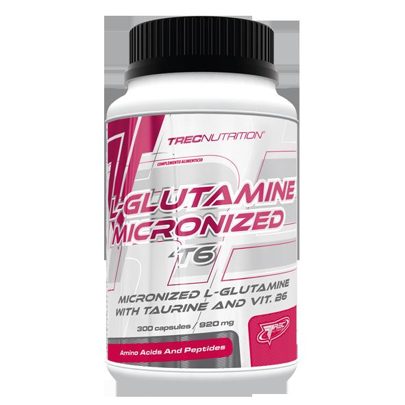 .Trec L-Glutamine T6 300 caps
