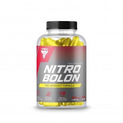 .Trec nitrobolon 150 caps