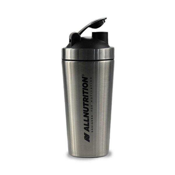 All Nutrition Shaker 750 ml Steel