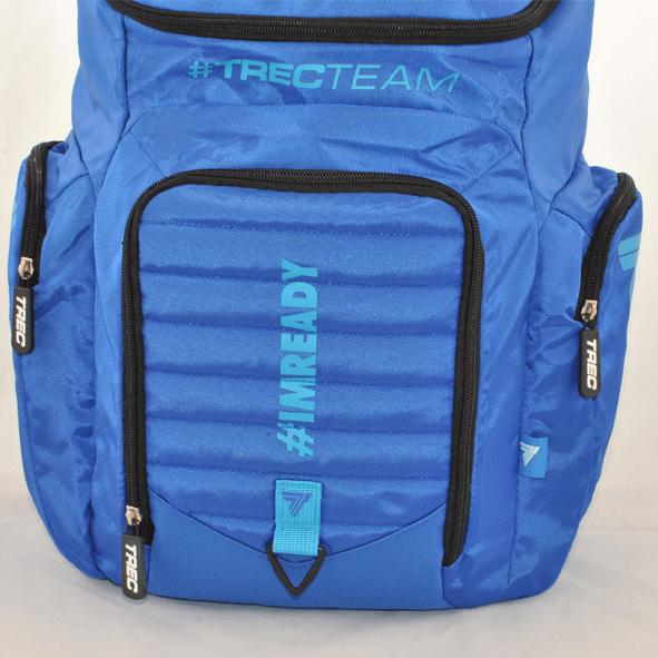 TREC TEAM - BACKPACK 005/BLUE