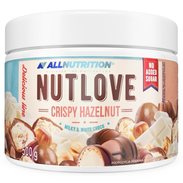 All Nutrition Nutlove Crispy Hazelnut 500g