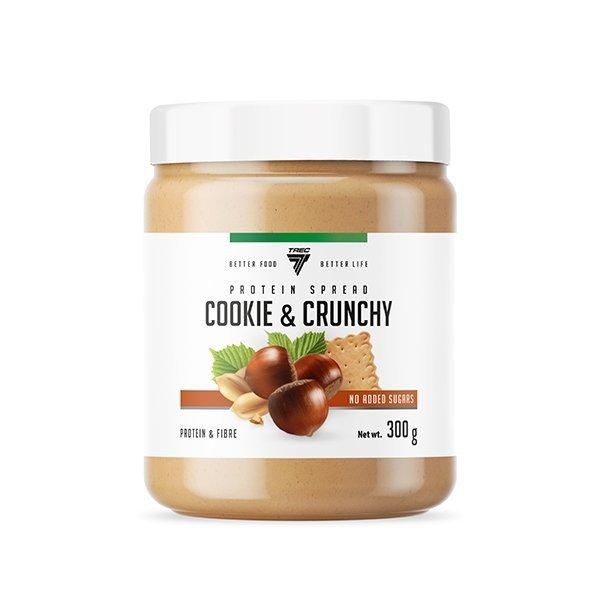 Trec Proteinowy krem ciasteczkowy - CRUNCHY 300g