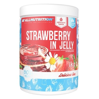 All Nutrition Strawberry In Jelly 1000g