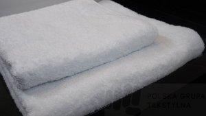 Ręcznik frote CLASSIC, hotelowy, gładki, 500 g/m2