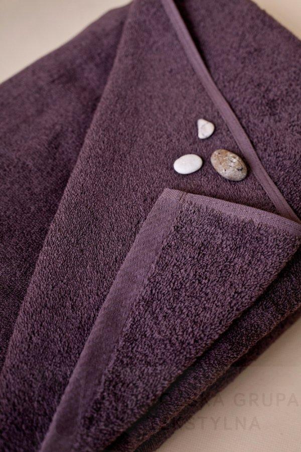 Ręcznik SPA brązowy, 450g/m2