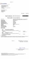 Raport Analityczny AR-18-ST-033142-01