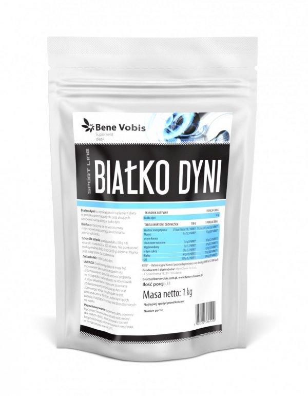 Białko dyni - proszek - 1kg