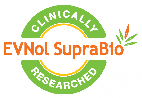Clinically Researched EVNol SupraBio