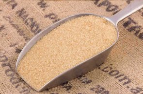 Billington's Demerara Natural Unrefined Cane Sugar - Nierafinowany cukier trzcinowy - Demerara - produkt