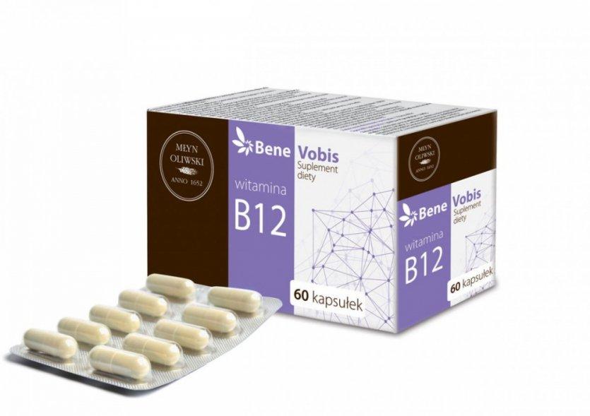 Zbawienny wpływ witaminy B12 na organizm. Część 1