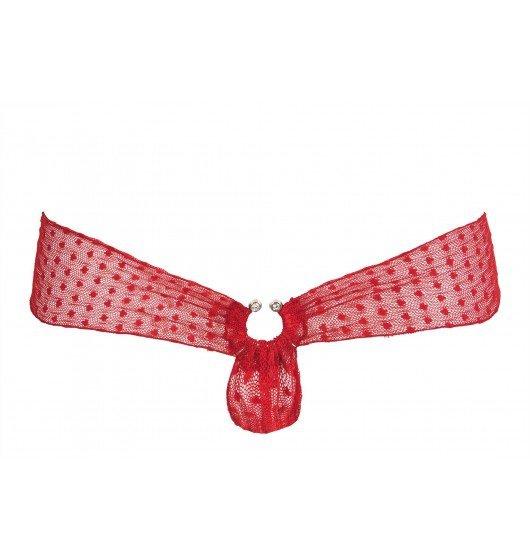 Afrodita komplet czerwony L