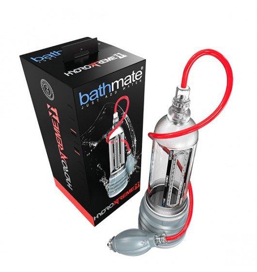 Bathmate HydroXtreme11 Crystal Clear