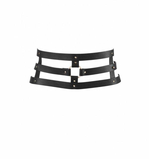 Bijoux Indiscrets - MAZE Wide Belt Black