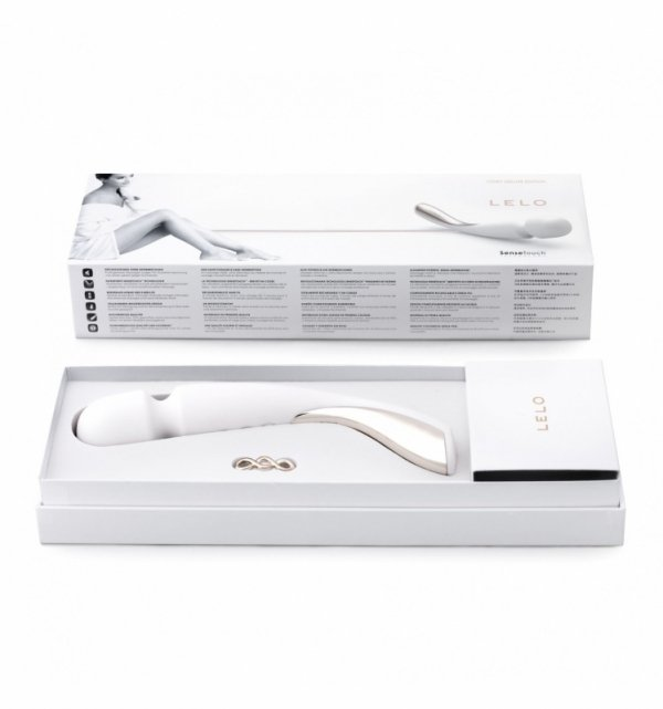 LELO - Smart Wand Medium, ivory