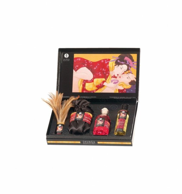 Shunga - Tenderness & Passion Gift Set