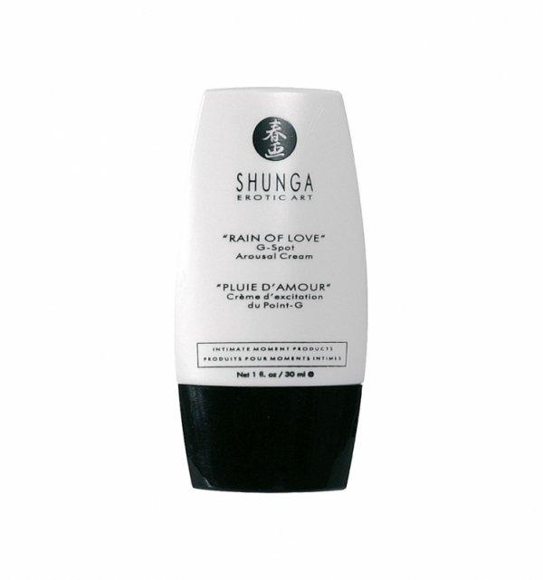 Shunga - Rain of Love G-spot Arousal Cream 30 ml