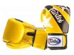 Rękaice bokserskie BGV1-N NATION PRINT Fairtex