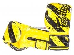 Rękawice bokserskie BGV-14 GRUNGE ART - MID - 1980 Fairtex