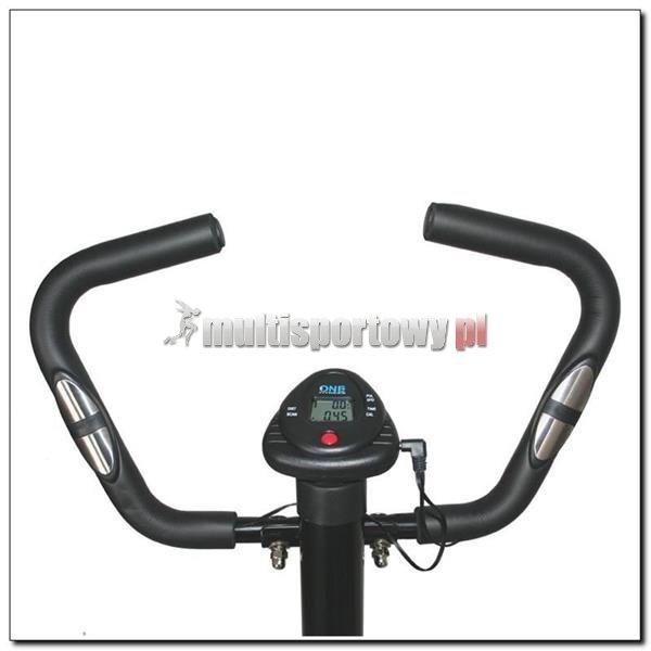 Rower mechaniczny z pulsem W7208 One Fitness